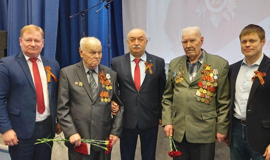 Торжественная церемония вручения юбилейных медалей «75 лет Победы в Великой Отечественной войне»