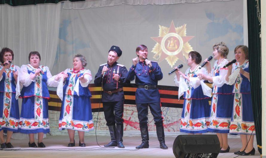 Салют Победы, фестиваль-конкурс патриотического творчества