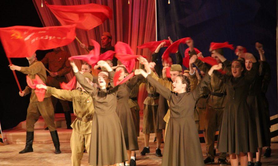 Театрализованный концерт «Спасибо деду за Победу!»